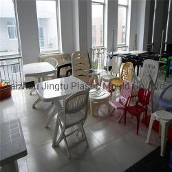 Ménage épaissie de plastique moule simple chaise de salle à manger