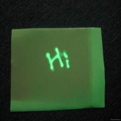 Photoluminescent自己接着ビニールのフィルム