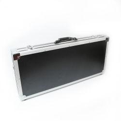 Carcasa de aluminio personalizado con espuma de armas llevar equipos de la herramienta de verificación
