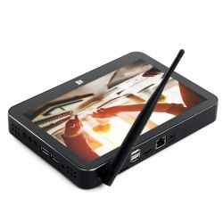 Mini PC Android 5.1 Pipo X11s Amlogic Smart Tablet PC avec Win 10 Set Top Box système WiFi