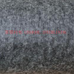 Dyeable 95 gradi fusibile non tessuto lavabile centigrado scrivendo tra riga e riga 52 GSM