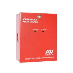 Module de relais du système de contrôle d'alarme incendie adressables
