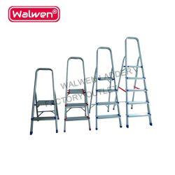 2-10 passos Alumínio de alta qualidade a dobragem passo calçados da escada do agregado