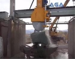 De automatische Marmeren Scherpe Machine van de Brug om de Blokken van de Steen Te zagen