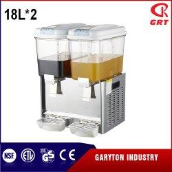 Dispensador de jugo para mantener la bebida (GRT-236L) el estilo de agitación