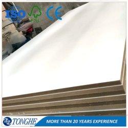 자연적인 목제 가구를 위한 베니어 E1 Greade 홈 사용에 의하여 박판으로 만들어지는 MDF