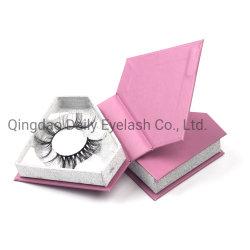 Private Label природных синтетических ресницами оптовой ложных толщина реального норки Eyelash многократного использования