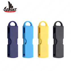 Coffre-fort Flameless Briquet rechargeable USB