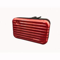 Novos estilos de alta qualidade best selling populares dons de toque suave de moda mala ABS+PC Shinning Toiletert Cosméticos Saco de Lavagem