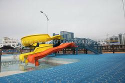 De Combinatie van de Dia's van het Water van het Park van Aqua