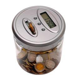 デジタルコインカウント JAR カウンティングマネーバンク