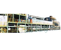 Impianto/macchina continui di riciclaggio di plastica residui di pirolisi di distillazione dell'olio del pneumatico dello scarto