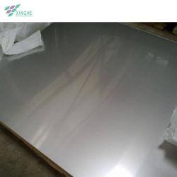 Le trait fin 304 304L Plaque en acier inoxydable laminés à froid avec protection en PVC 316L