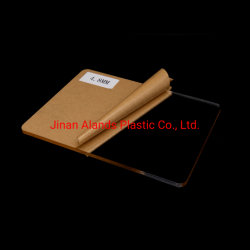 100% Material Metacrilato Fabricante de lámina de acrílico Jinan Alands plásticos