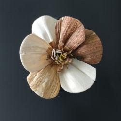 ハンドメイドによるリード拡散器のための一般にマグノリアのDenudata Solaの花