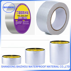 Resistente al agua de 1,5 mm de chapa de aluminio autoadhesiva