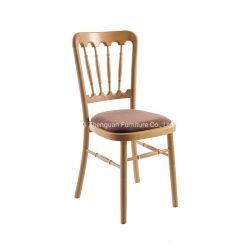 Vente chaude Cheltenham Banquet de salle à manger d'empilage chaise en bois