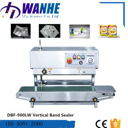 Dbf-900lw bande continue d'étanchéité verticale automatique avec l'encre solide