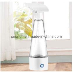 270ml Eau de l'acide hypochloreux désinfectant Maker Hypochlorite de sodium de pulvérisation générateur portatif