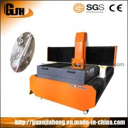 1225 metal macio gravura, Router CNC a máquina