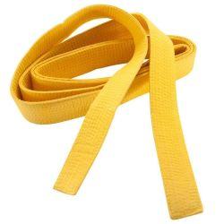カスタム武道の松の木Taekwondoは販売のための空手の黒帯にベルトを付ける