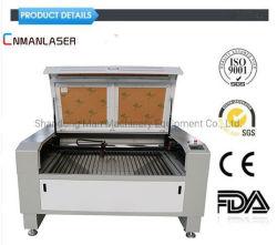 100W CO2 лазерная резка оборудование для пластиковой продукции