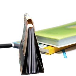 Geschäftslokal-Sitzungs-Tagebuch-Notizbuch-Drucken mit rundem Dorn