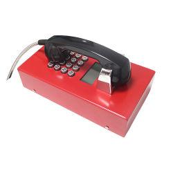 Prisões, prisões, & VoIP Direct Connect-telefones IP SIP com visor LCD