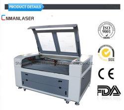 150W Portugal großes Format-Form-Kleidung/T-Shirts/Kleid/Gewebe-Laser-Ausschnitt-Maschine mit Selbstzufuhr