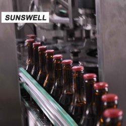 Máquina de engarrafamento da cerveja Sunswell cerveja profissional as válvulas de enchimento