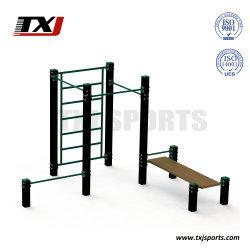 Oudoor e playground coberto de Obstáculos