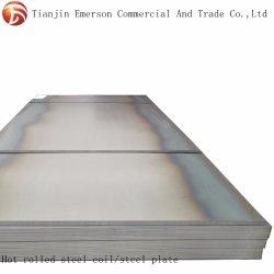 HRC/熱間圧延の鋼鉄Coils/Hr鋼板シートまたは穏やかで黒い鋼板