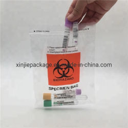 LDPE coloridos 4 Muros Medical Modelo Auto Transporte de sacos plásticos de Vedação