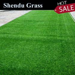 高さ8mmおよび10mmのプラスチック擬似総合的な泥炭のカーペットの人工的な草