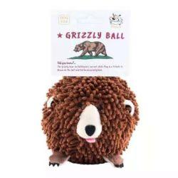 A fábrica em estoque para vender urso domesticado brinquedo para cão de estimação cachorro de pelúcia Toy espremer pulos de som