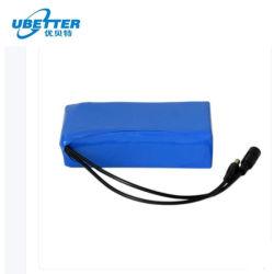 12V 10Ah rechargeable au lithium-Pack de Batterie LiFePO4