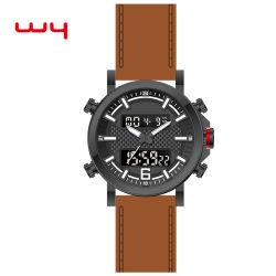 Настроенные на заводе цифровой дисплей кварцевые часы на запястье Спортивные часы (CM0026)