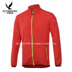 Vestuário de desporto ao ar livre para homens Windbreaker andar bike Aluguer Jacket