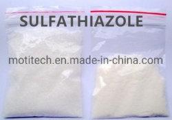 獣医学のSulfathiazoleのバルク薬剤の粗野な薬剤の最もよい価格