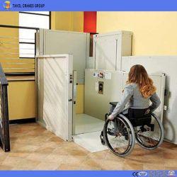 China Tavol Silla de ruedas marca la plataforma de elevación para minusválidos y ancianos