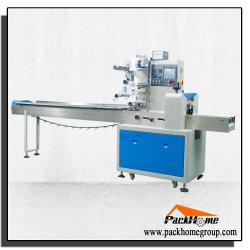 De volledige Automatische Horizontale Machine van de Verpakking van de Zak van de Zak van het Sachet van het Roomijs