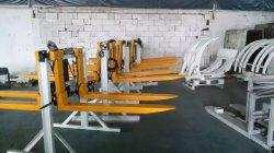 Gp Fabricante com escala de peso dos garfos mercadorias utilizadas para os carros empilhadores empilhadores manuais de paletes com preços de fábrica