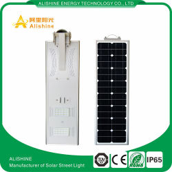 30-W-Außenleuchte, Solarbetrieb, All-in-One-/integrierte LED-Wand-/Garten-/Hof-/Straßenbeleuchtung