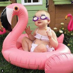 Círculo de flotación de la piscina inflable colchón Asiento del anillo de baño Accesorios de piscina