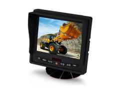 Inversion de 5.6 pouces Moniteur couleur LCD Miroir avec écran haute luminosité