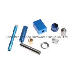 De Mecanizado CNC de aluminio anodizado de Custom Tuning y accesorios y piezas de la molienda de la cerradura de puerta de acero inoxidable Accesorios
