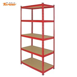 Регулируемый легких металлических стеллажей Сталь холодной блока стеллаж для хранения