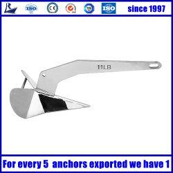 Acier inoxydable 316 Delta ancres pour yacht avec IOS9001