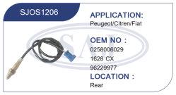 Bosch Lambda/Sauerstoff-Fühler 0 258 006 029 für Peugeot 307