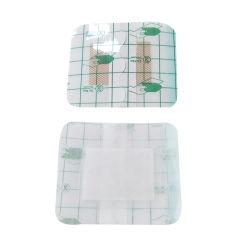 使い捨て可能な透過PUの創傷包帯のパッドの外科創傷包帯の包帯Q44 -中国の創傷包帯、Non-Woven創傷包帯